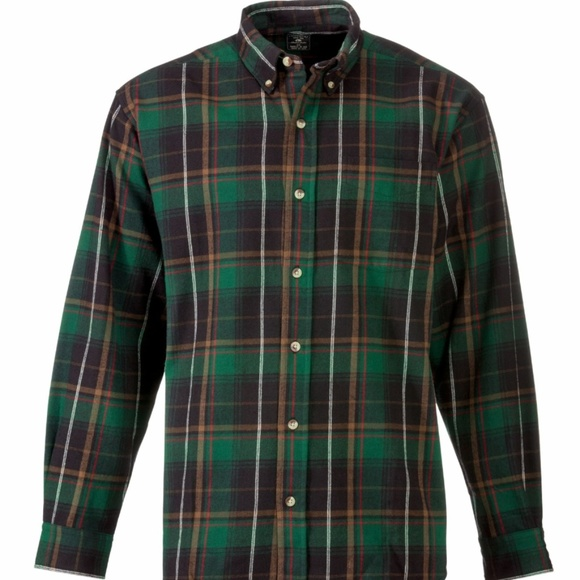 848fd7c4563 Redhead ultimate flannel shirt for men